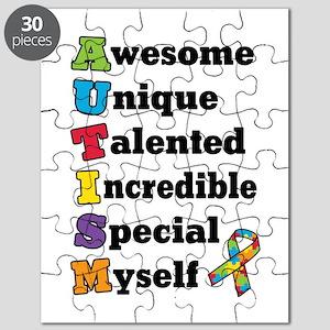 Autism Acronym Puzzle