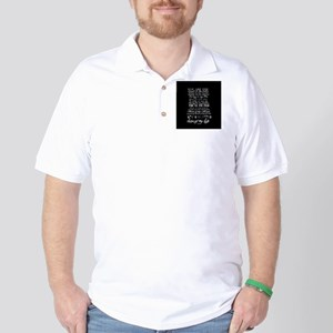 sweet love quote Golf Shirt