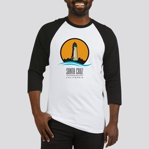 Santa Cruz California CA Light Hou Baseball Jersey