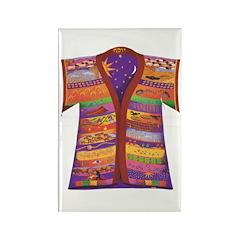 Joseph's Coat Rectangle Magnet (10 pack)