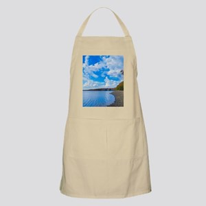 lakeside scenery Apron