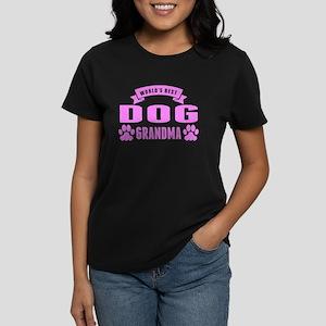 Worlds Best Dog Grandma T-Shirt
