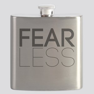 Be Fearless, Fear Less Flask