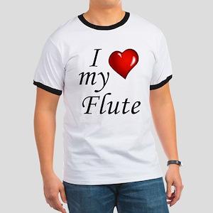 I Love my Flute T-Shirt