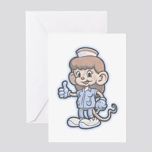 Nursy Mouse Greeting Card