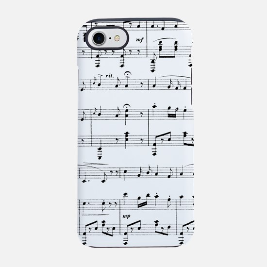Sheet Music iPhone 8/7 Tough Case