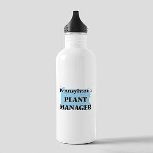 Pennsylvania Plant Man Stainless Water Bottle 1.0L