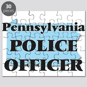 Pennsylvania Police Officer Puzzle