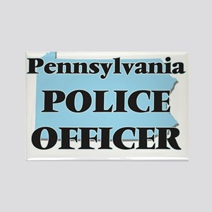 Pennsylvania Police Officer Magnets