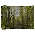 magical trail scene Pillow Sham