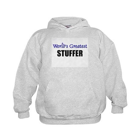 Worlds Greatest STUFFER Kids Hoodie