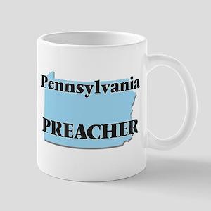 Pennsylvania Preacher Mugs