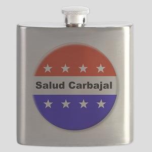 Vote Salud Carbajal Flask