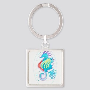 Seahorse cheval de mer Keychains