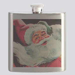 Santa Claus Rocket  Flask