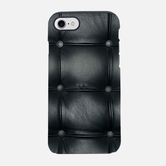 Leather Sofa Texture iPhone 8/7 Tough Case