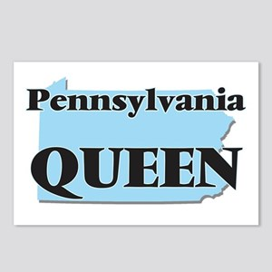 Pennsylvania Queen Postcards (Package of 8)
