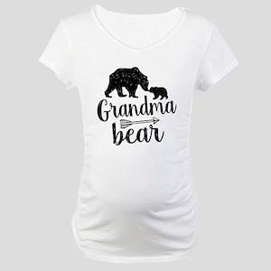 Grandma Bear Maternity T-Shirt