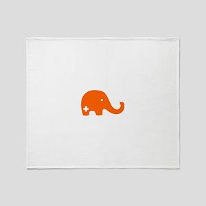 SFE Elephant - Throw Blanket