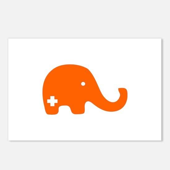 SFE Elephant - Postcards (Package of 8)
