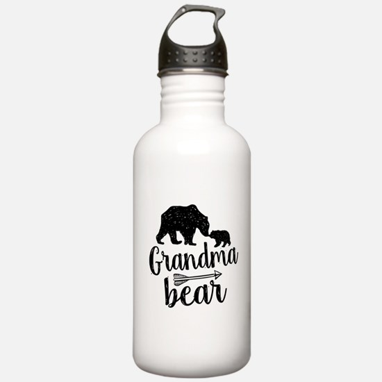 Grandma Bear Water Bottle
