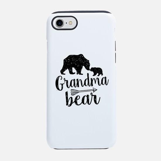 Grandma Bear iPhone 8/7 Tough Case