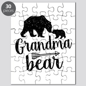 Grandma Bear Puzzle