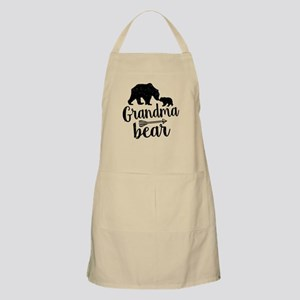 Grandma Bear Light Apron