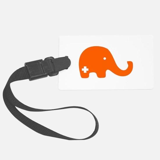 SFE Elephant - Large Luggage Tag