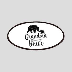 Grandma Bear Patch
