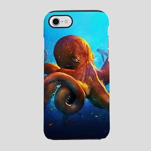 Octopus iPhone 8/7 Tough Case