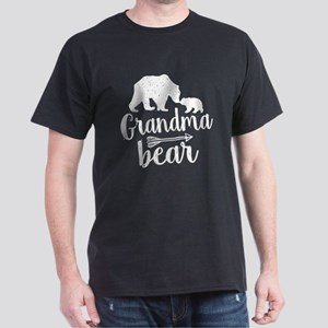 Grandma Bear Dark T-Shirt