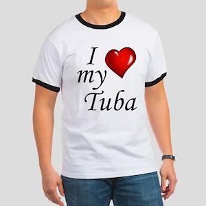 I Love My Tuba T-Shirt