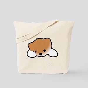 Kawaii Puppy Tote Bag
