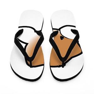 09af86ace Kawaii Flip Flops - CafePress