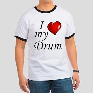 I Love My Drum T-Shirt