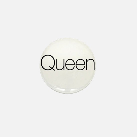 QUEEN Mini Button