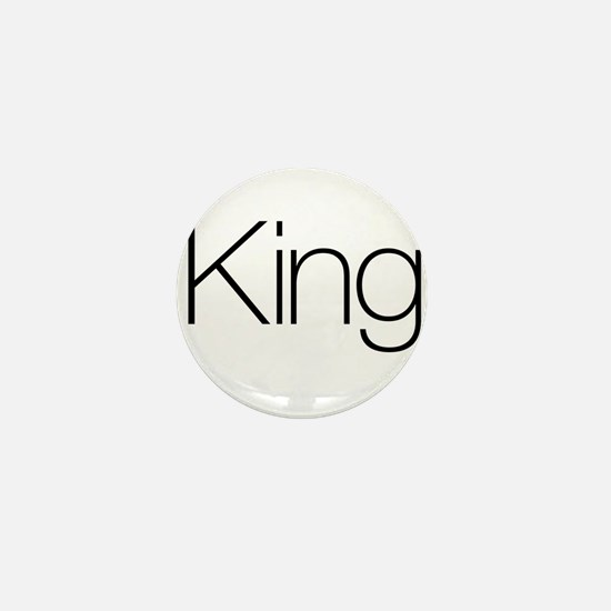 KING Mini Button