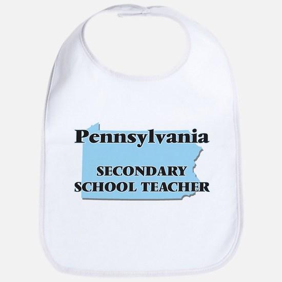 Pennsylvania Secondary School Teacher Bib