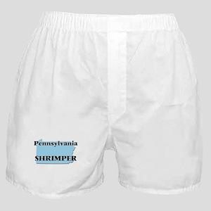 Pennsylvania Shrimper Boxer Shorts
