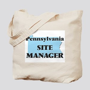 Pennsylvania Site Manager Tote Bag