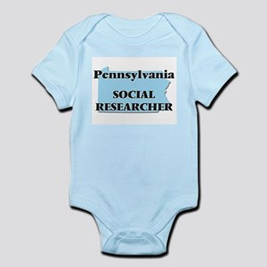 Pennsylvania Social Researcher Body Suit