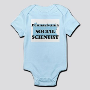 Pennsylvania Social Scientist Body Suit