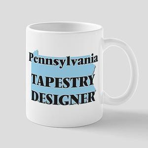 Pennsylvania Tapestry Designer Mugs