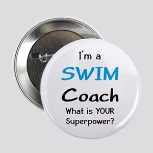 "swim coach 2.25"" Button"