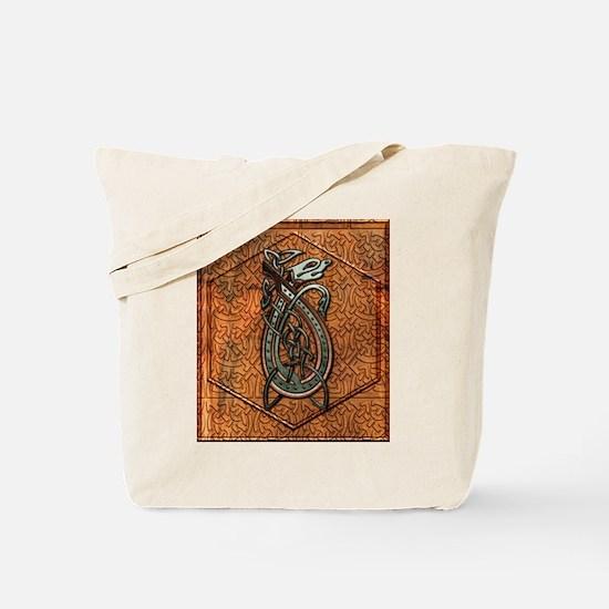 hexorn Harvest Moons Celtic Tote Bag