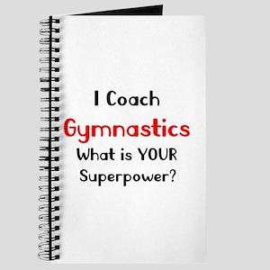 coach gymnastics Journal