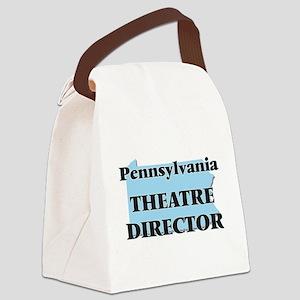 Pennsylvania Theatre Director Canvas Lunch Bag