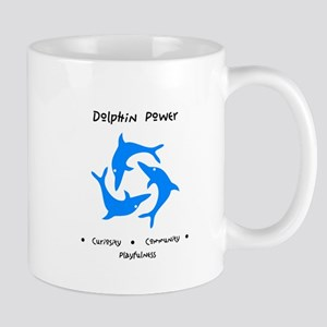 Dolphin Totem Power Gifts Mugs