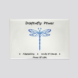 Dragonfly Light Animal Medicine Gifts Magnets